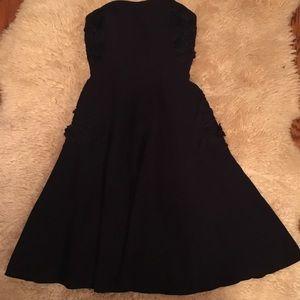Lady's J Crew size 000 cocktail dress